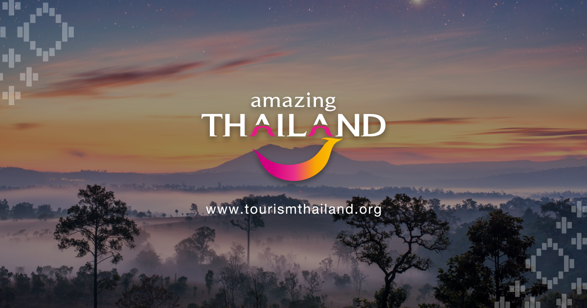 The official website of Tourism Authority of Thailand